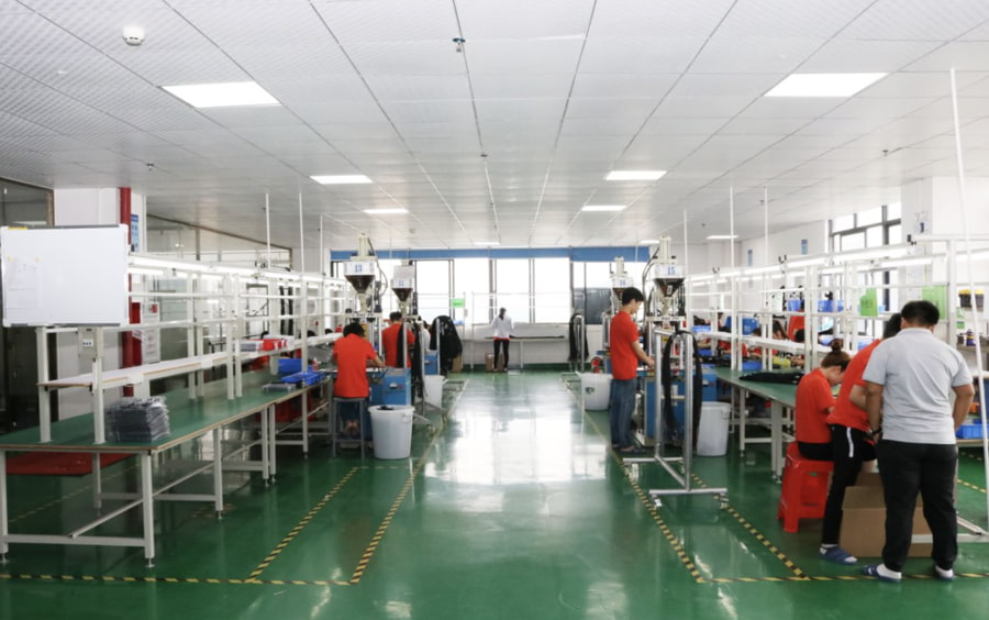 mesh bag factory