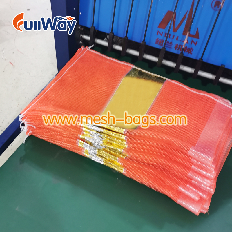 mesh bag Production